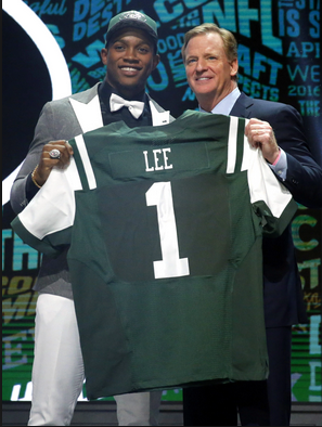 Darron Lee, former first round draft pick of New York Jets, goes on a Twitter Rant