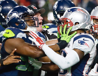 New England Patriots and Seattle Seahawks fight NFL NHL rule change