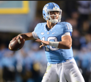 New York Jets may be interesting in drafting University of North Carolina quarterback (UNC) Mitchell Trubisky in the 2017 NFL Draft