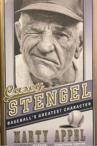 Casey Stengel, Baseball's greatest Character