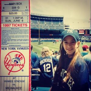 New York Yankees Casey Stengel