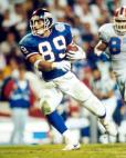 Phil Simms and Mark Bavaro New York Giants Super Bowl championship