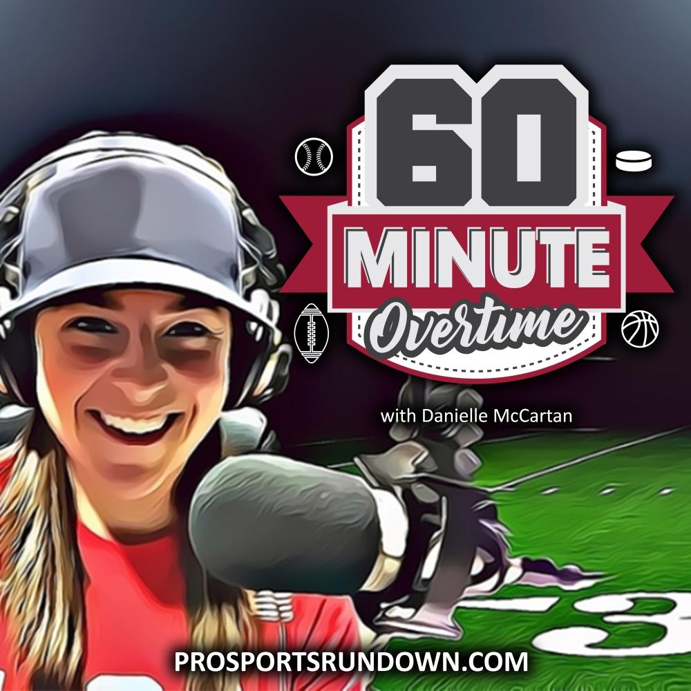 Danielle 60 Min Overtime