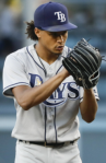 MLB PITCHERS TRADE DEADLINE: TAMPA BAY RAYS CHRIS ARCHER TO THE NEW YORK YANKEES